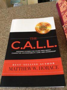 Matt's book front cover